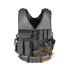 1000D Waterproof Nylon Lightweight Military Tactical Vest for tactical outdoor sports hunting airsoft with pouches