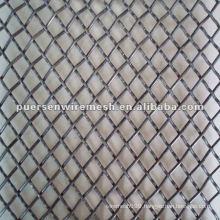 aluminum alloy Crimped Wire Mesh Manufacturer