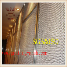 Galvanized Chain Link Chain Link Wire Mesh (factory)