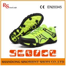 Einzigartiges Italien Design Soft Sole Sport Sicherheitsschuhe Rj103