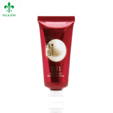 Tubo mal ventilado cosmético da venda quente Tubo de empacotamento de creme plástico do corpo vazio dos cosméticos