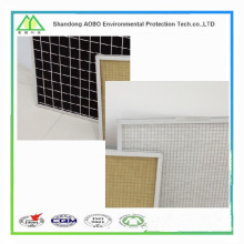 Г3/эффективность G4 washable синтетический основной панели воздушный фильтр