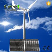 Como sistema de venda 2kw vento Solar híbrido com Ce
