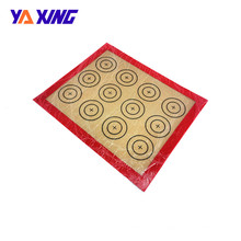 Easy of Use 60x40cm non-stick kneading pad Silicone Baking Mat