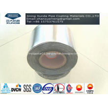 Butyl Sealant Pipeline Protection Aluminum Foil Tape