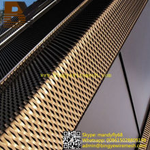 Aluminum Punching Panels for Wall Claddings