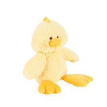 Bauernhof Tiere Soft Toy Gefüllte Plüsch Gelbe Ente Spielzeug zum Verkauf