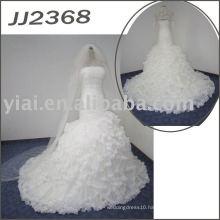 JJ2368 Elgant Hot Selling Full skirt mermaid Bridal Gown