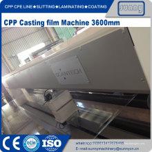 Máquina de filme Casting CPP