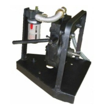 Pneumatic scaling machines