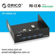 "Espaço de CD-ROM de 5,25 "", USB HUB, USB 3.0 HUB"