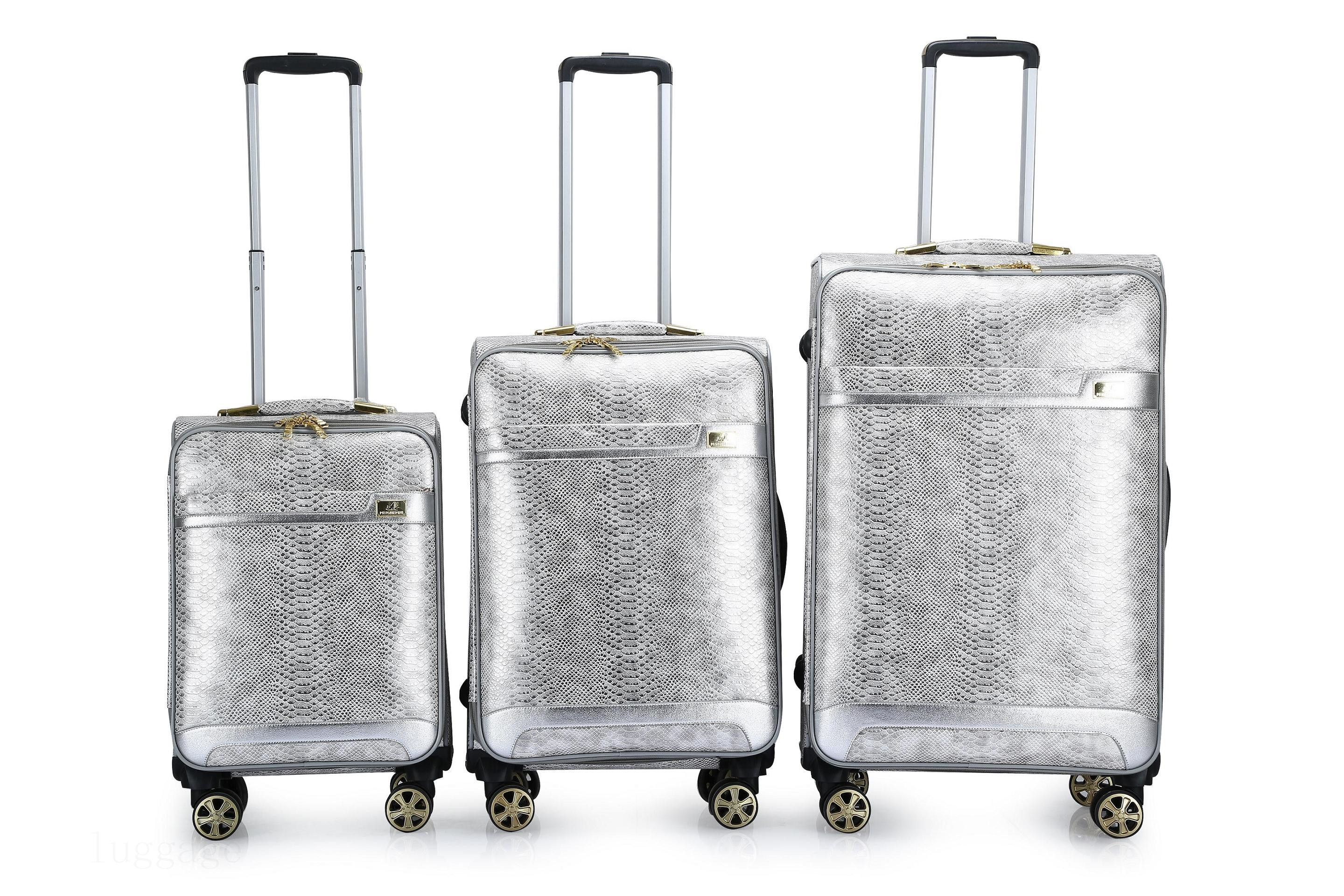 3139#PU LUGGAGE BAGS