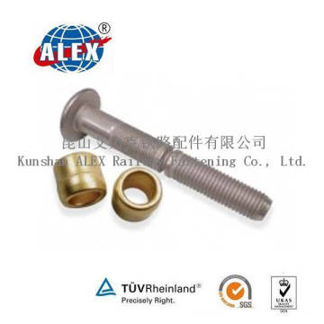 High Grade Certified Factory Versorgung Fine Huck Bolt