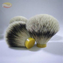 High-end Personalizza il nodo spazzola Badger Shaving