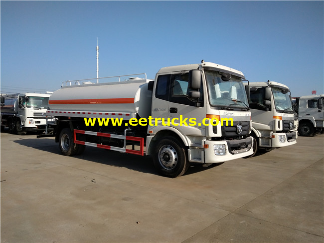 4x2 Foton Water Sprinkler Trucks