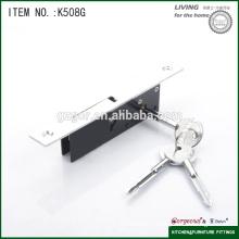 wooden sliding door hook lock from china
