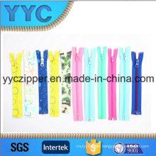 #3-#15 Nylon Zipper Close End Open End Zipper for Sales