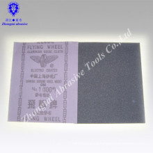 "23*28cm flying wheel brand abrasive emery cloth sheet 9""*11"""