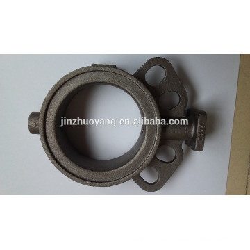 china high precision cast iron factory butterfly valve part