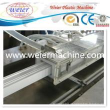Perfil do PVC da capacidade alta que faz a máquina plástica da extrusora da máquina