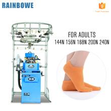 Calcetines de la máquina soosan máquina de hacer punto de calcetín completamente automática más popular