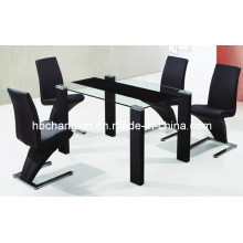 New Modern Luxury Dining Table and Chair