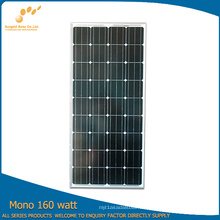 Hoher Wirkungsgrad 1W bis 300W Solar Panel mit Rahmen und Mc4-Anschluss (SGM-160W)