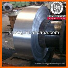 317L Präzision Stahlband mit hoher Qualität