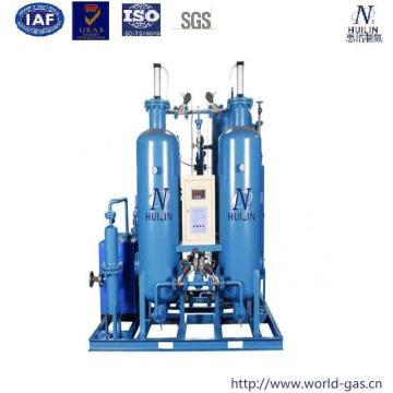Générateur d'azote à haute pureté de Psa (ISO9001: 2008, 99,9995%)