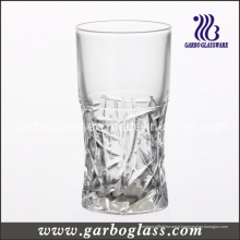 Gobelet en verre feuille à 9 oz (GB040109JC)