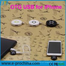 Novos presentes promocionais mini-otg usb flash drive (e0609)