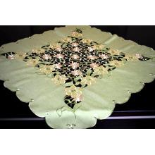 Зеленый Цвет Вышивка Скатерть Новый Ткань Fh237