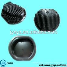 Disipador de calor de aluminio industrial del bastidor de la precisión del OEM oem