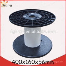 empty wire shipping spool plastic reel