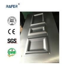 3Д дизайн глубокая 24мм высокое качество стальной двери кожи (РА-C025)