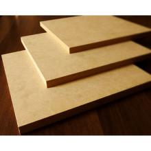 1830X3660mm Wood Fibre Raw Material Plain MDF 16mm