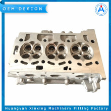 Chine OEM Fabricant Aluminium Tête de cylindre