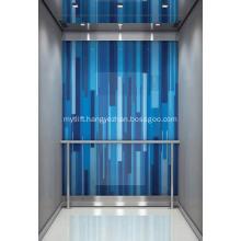 CEP5000 Small Machine Room High Speed Passenger Elevators