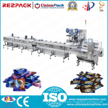Chocolate Pillow Type Packaging Line (RZ-660)