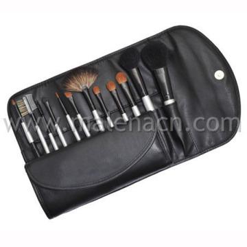 12PCS Makeup Brush Cosmetic Brush with White Handles