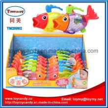 2016 Sommer bunte Happy Fuuny Baby Fisch Bad Spielzeug