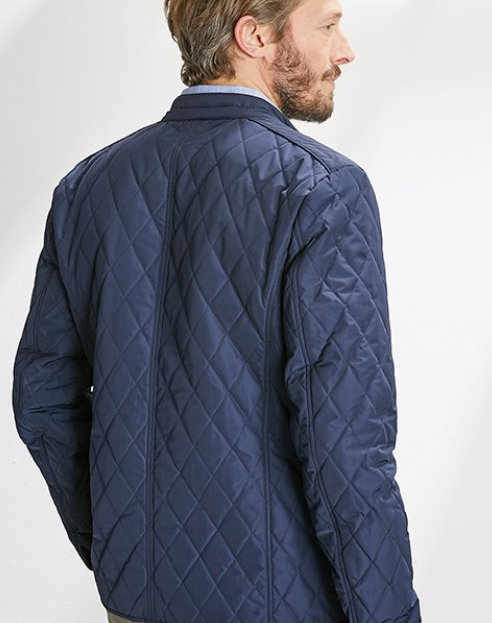 MEN'S QUILTED JACKET
