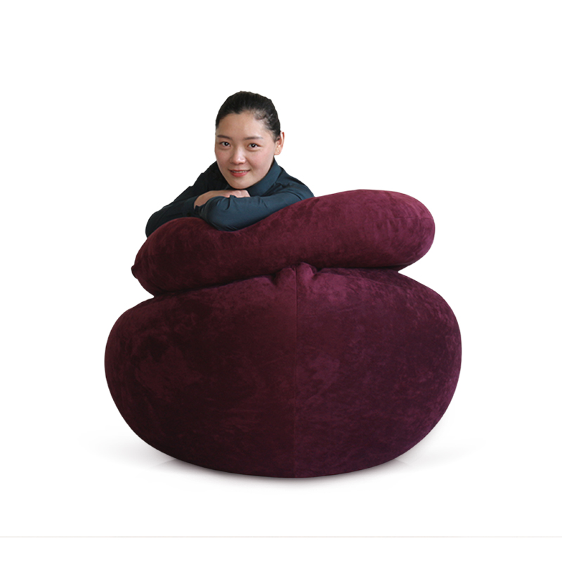 Indoor Comfortable And Soft Bean Bag Chair 1
