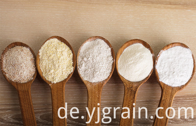 Cereal Flour Raw Materials
