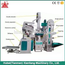 Ct15B automatique ensemble riz moulin fournisseur