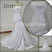 2011 latest elegant drop shipping freight free meimaid style beaded sweethart shiny beaded mermaid wedding dress 2011 JJ2427
