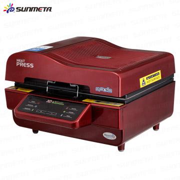 Sunmeta fábrica de fornecimento direto de sublimação vácuo máquina de imprensa de calor
