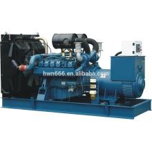 générateur de moteur Shangchai 75KW avec puissance de type de couvert forestier par modèle de moteur SC4H115D2