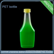 PET plastic special cosmetic lotion bottles, cosmetic bottles with cap