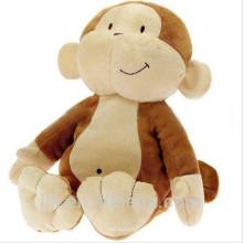 Diseño personalizado mono grande felpa